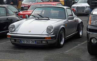 Porsche 911 coupé 3.2 // DS-092-CM