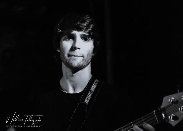 The Bass Player - Rumblecat