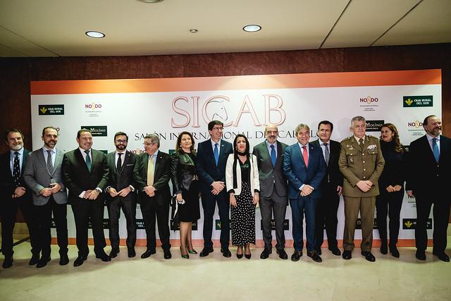 Inauguracion SICAB 2019