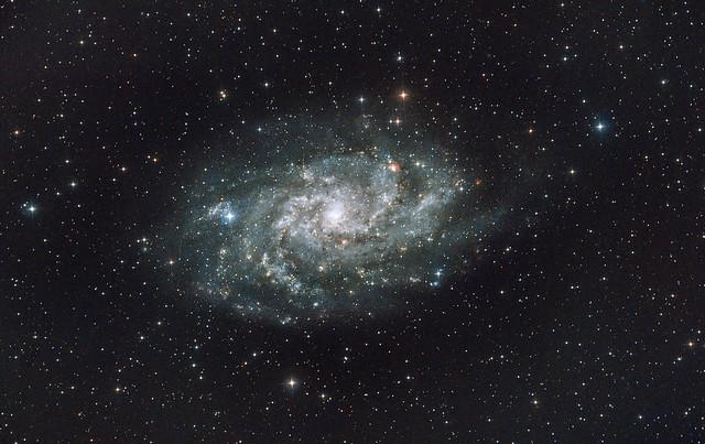 Galaxie M33