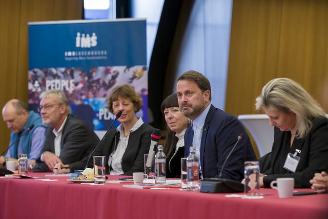 Luxembourg CEO Sustainability Club le 19 novembre 2019