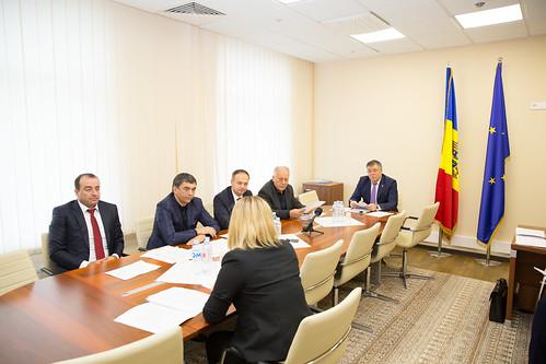 20.11.2019 Ședința Comisiei politică externă și integrare europeană
