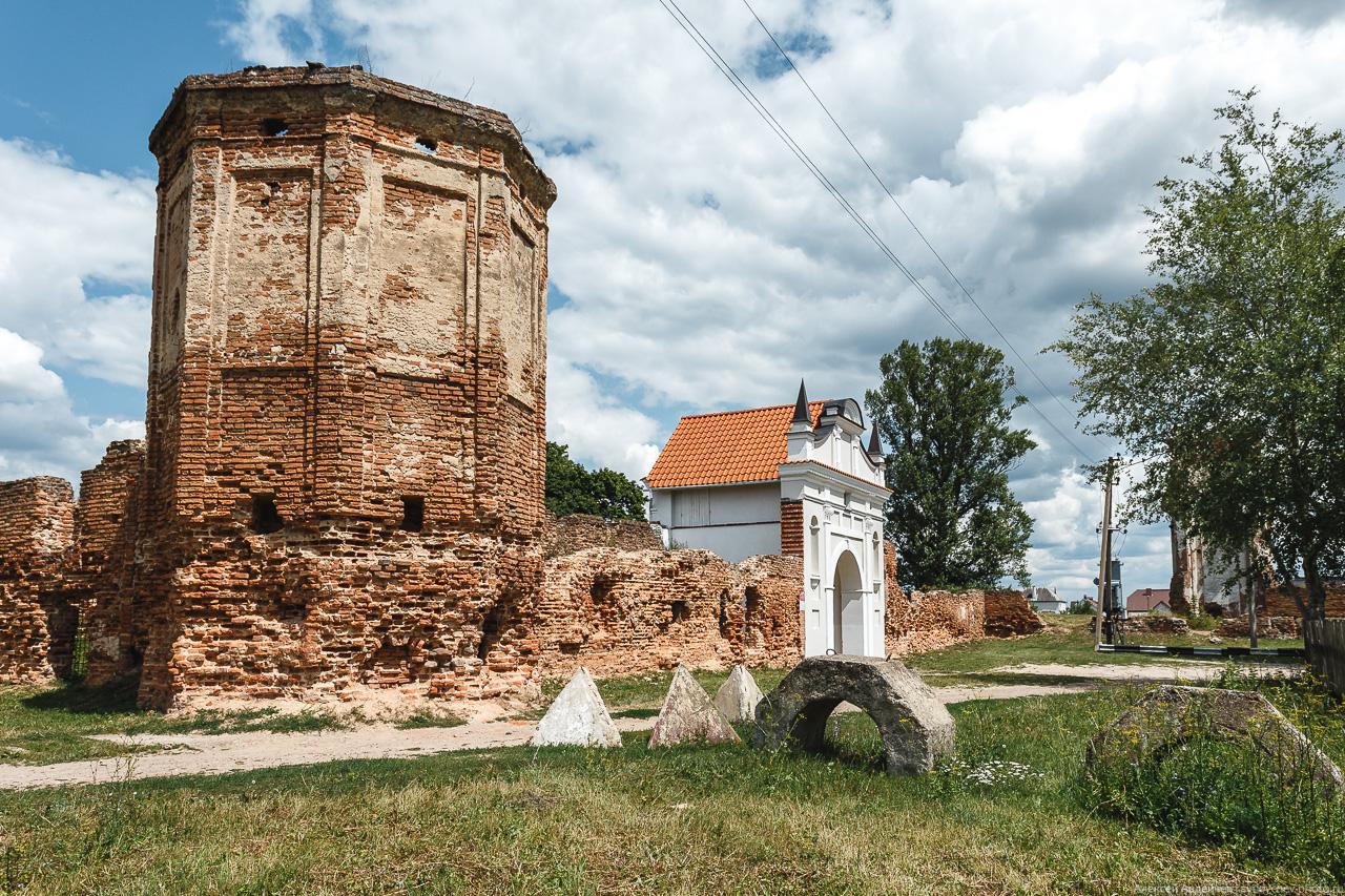 Руины монастыря картузианцев