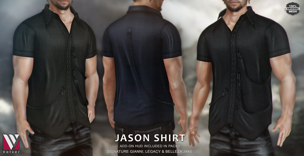 Volvér – Jason Shirt