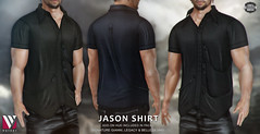 Volvér - Jason Shirt