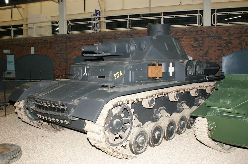 Танк IV Ausf.B 2
