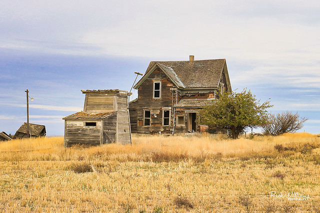 Once Was A Nice Home