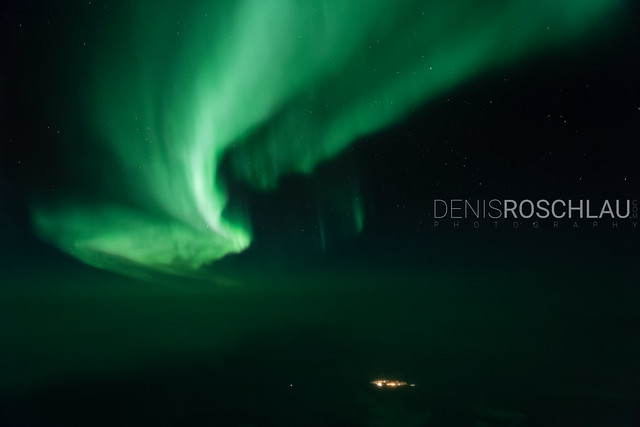 Aurora Borealis over Nuuk