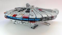 Midscale Millennium Falcon LEGO MOC