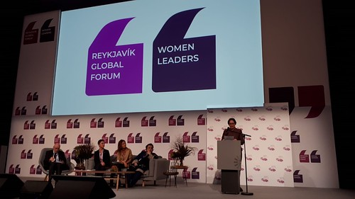 20.11.2019 Participarea la Forumul Global al Femeilor Lideri, ediția 2019, organizat în comun de Forumul Mondial al Femeilor Liderii Politici, Guvernul și Parlamentul Republicii Islanda