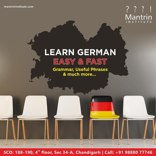 Best German Language Coaching Institute in Chandigarh