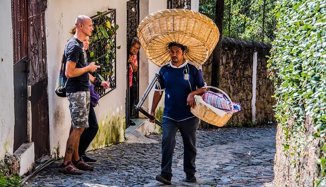 2019 - Mexico - Taxco - 13 - Baked Goods Vendor
