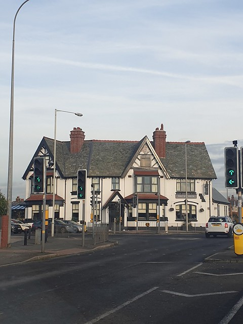 Half Way House, Blackpool.