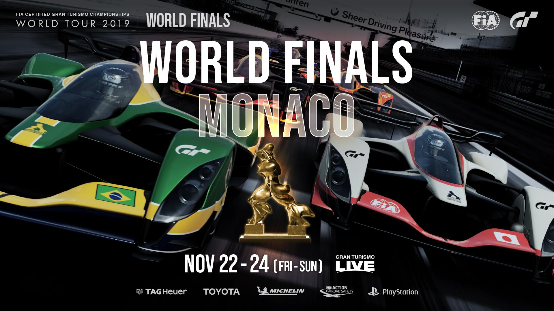 Gran Turismo Championship on PS4
