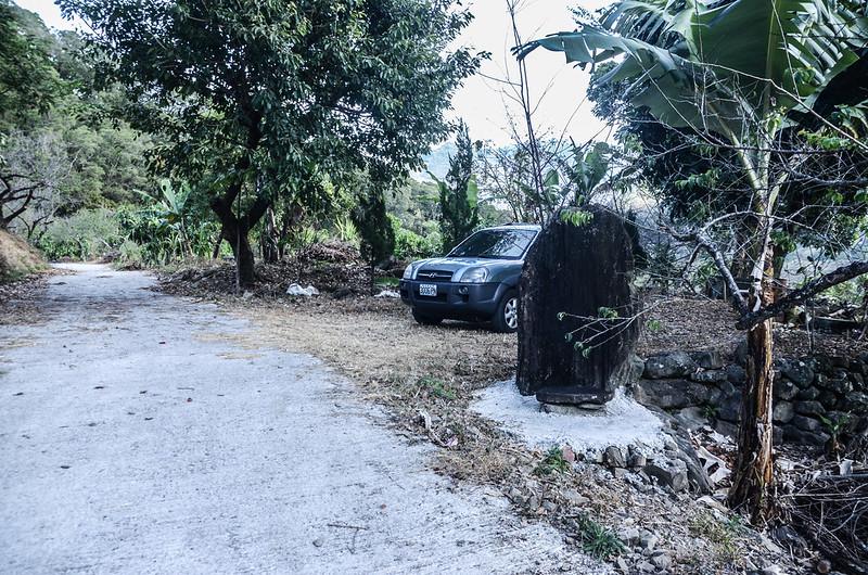 西良母嵐山停車處