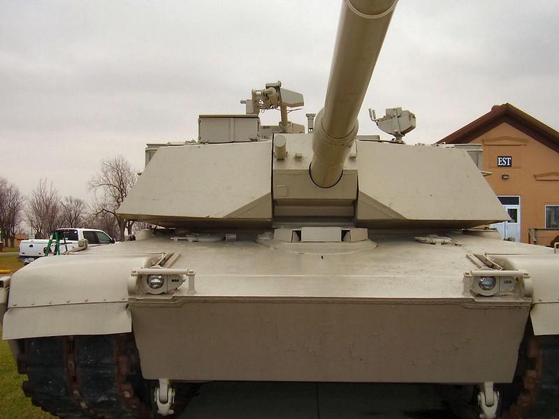 M1 Abrams 1
