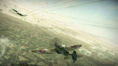 Wings of Prey - Spitfire Mk. II