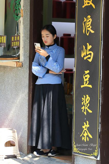 Dans les rues de Xiamen