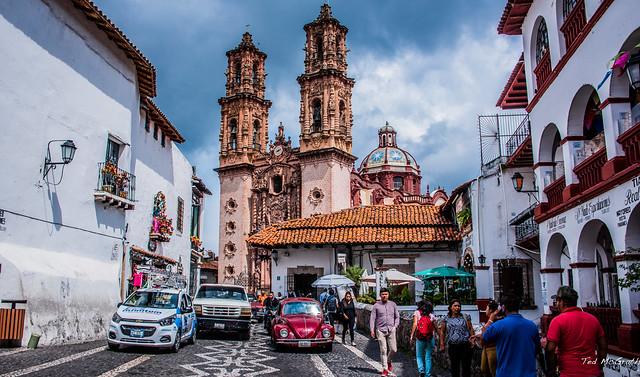 2019 - Mexico - Taxco - 10 - Calle Cuaahtémoc