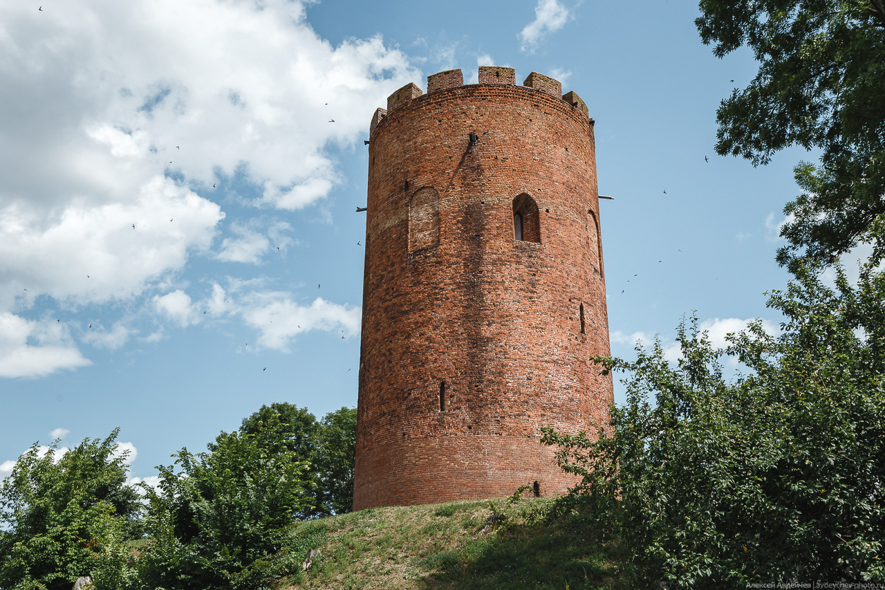 аменецкая башня (г. Каменец, Брестская область)