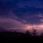 6. Juuni 2014 - 3:57 - Thunderstorm, Rosendahl, Germany, 06-06-2014