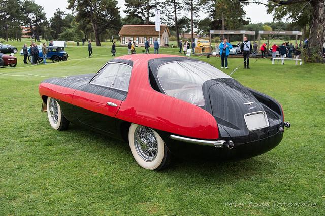 Pegaso Z-102 Berlinetta 'Thrill' - 1953