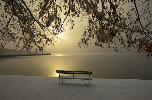 mind life seat bench winter november quiet calm calming nature contemplation skaneateles snow snowy cold chilly landscape peaceful canon 2019 home lake sunrise dawn