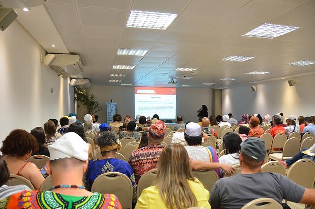 1º Encontro Estadual de Saúde da População Negra e Comunidades de Religiões de Matriz Africana