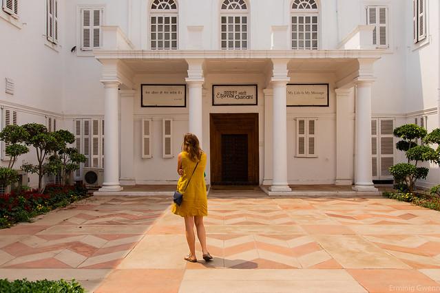 La Birla House, dernière demeure de Gandhi - New Delhi