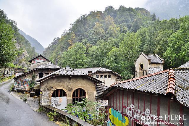 Rhône-Alpes (France) - Micro Centrale Hydroélectrique