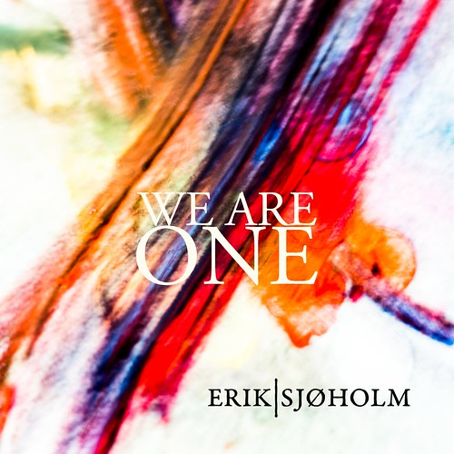 Erik Sjøholm - We are one, Cover art