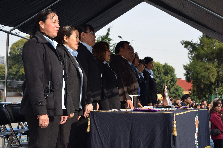 Ceremonia del 20 de Noviembre