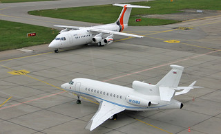 Avro RJ100 G-JOTS Jota Aviation