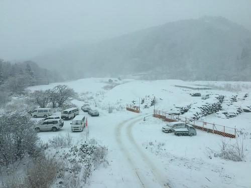角館 2017 iphone japan 自助旅行 東北 賞雪 日本