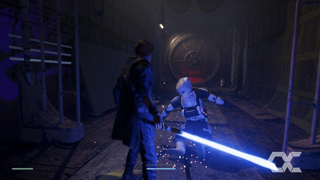 Star Wars Jedi fallen Order - Overcluster 05