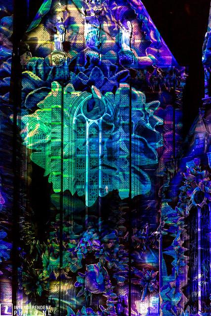 191114 Glow 046 [Triptych Metaphor 1 - Heart (Ocubo Criativo)]