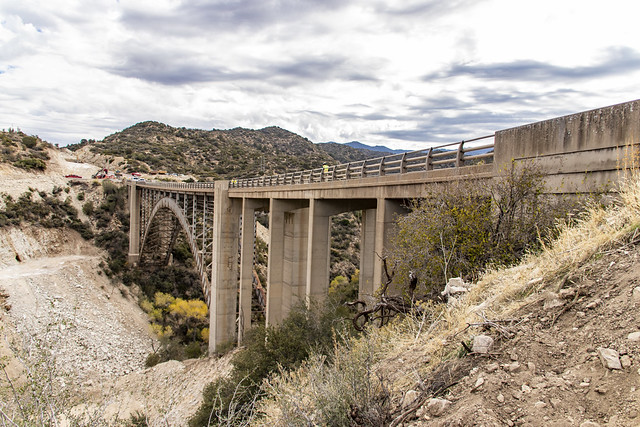 US 60 Pinto Creek Flickr Slideshow