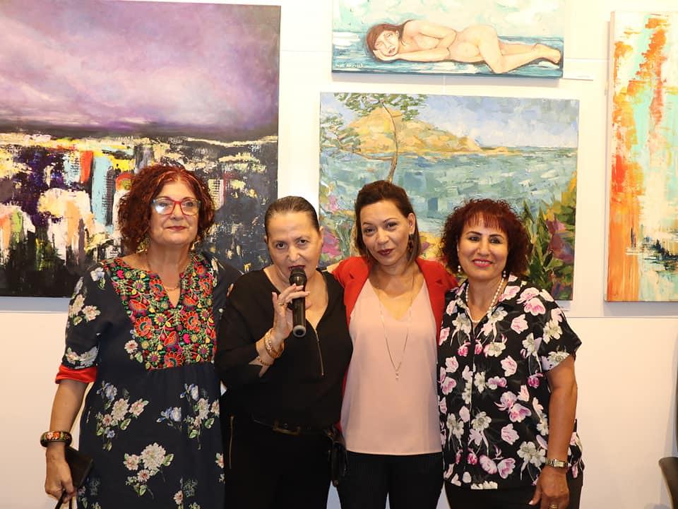 ציירת ישראלית