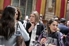 Tue, 19/11/2019 - 20:49 - Barcelona 19.11.2019  Sopar d'alcaldes al Saló de Cent. Foto Laura Guerrero/Ajuntament de Bcn.
