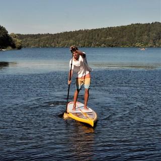 SUP paddleboard
