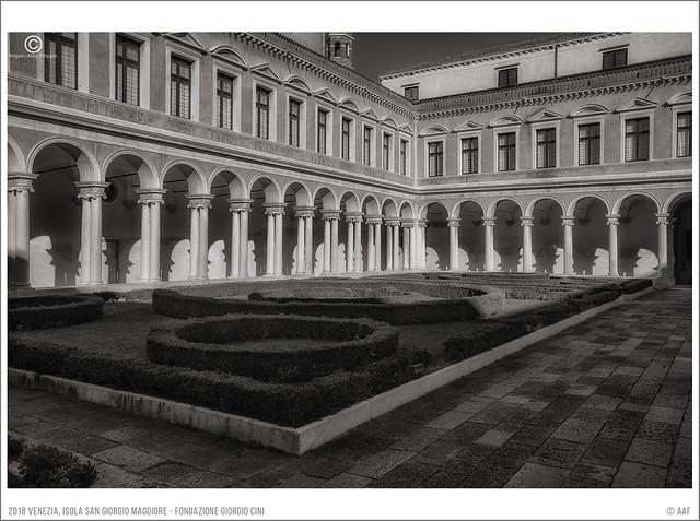 2018 Venezia, Isola di San Giorgio Maggiore - Fondazione Giorgio Cini