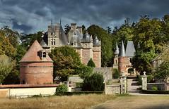 Gouville (Eure, Normandie, Fr) – Château de Chambray