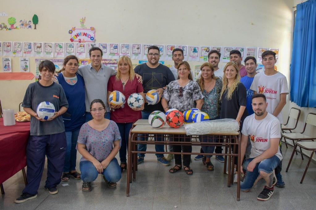 2019-11-20: DESARROLLO HUMANO :  Jornadas Solidarias