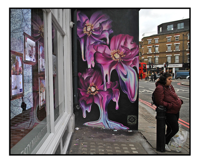 LONDON STREET ART by GRAFFITI LIFE