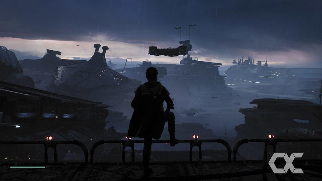 Star Wars Jedi fallen Order - Overcluster