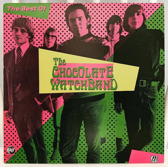 The Chocolate Watchband - The Best Of