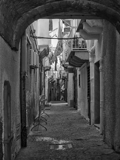 Die kleine Gasse / The small alley