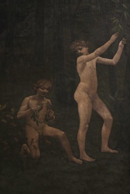 Le Bois sacré cher aux arts et aux muses (1884)