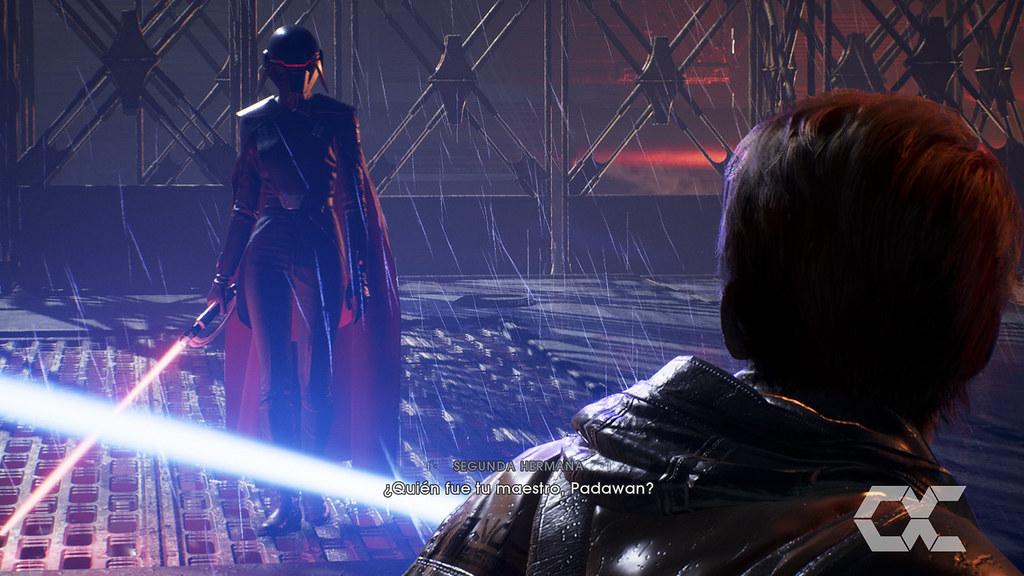 Star Wars Jedi fallen Order - Overcluster 06