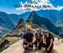 Pérou - De la sierra a la selva